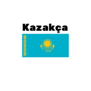 Kazakça çeviri