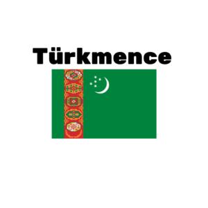 Türkmence çeviri